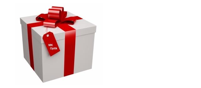 Dárky na Vánoce od MK Optik!